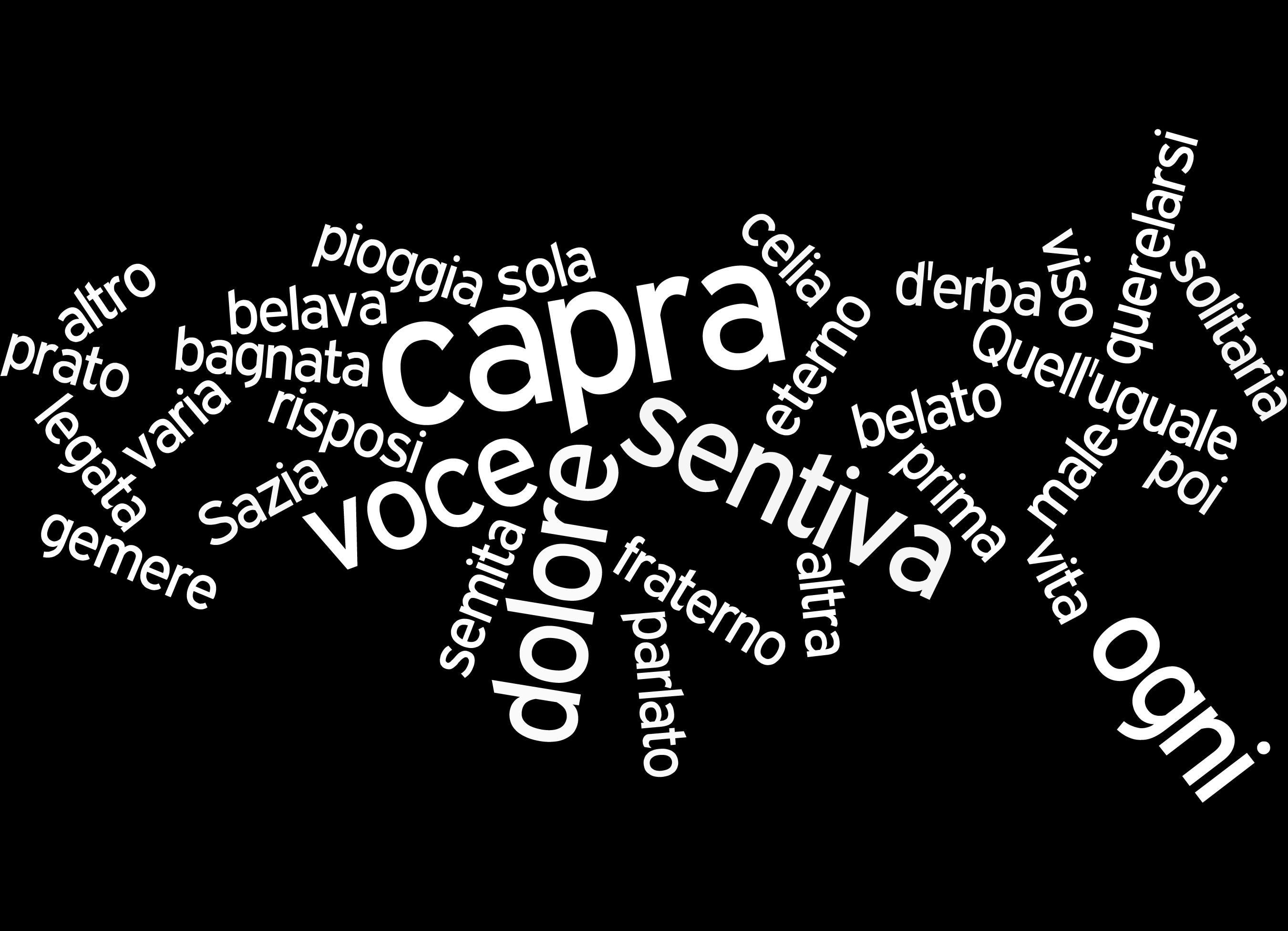 La Credenza Arthur Rimbaud Parafrasi : Umberto saba u2013 nuvole di poesia ~