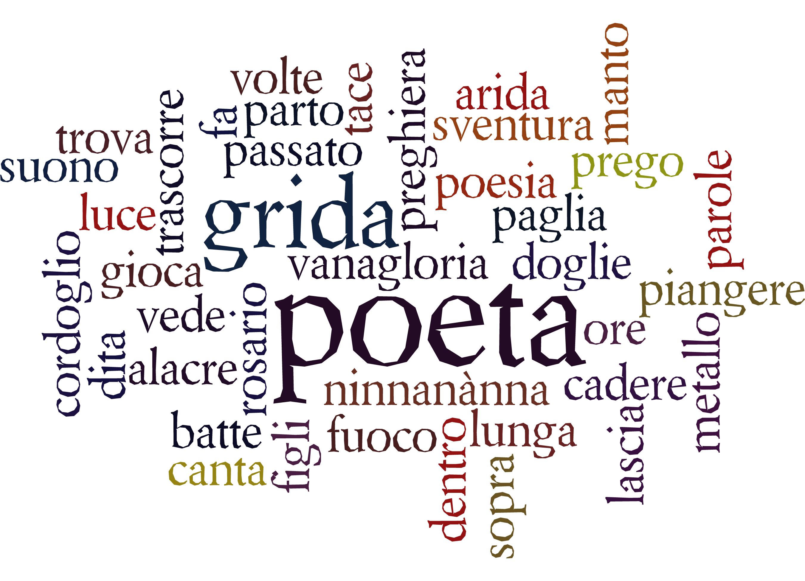 La mia poesia di Alda Merini