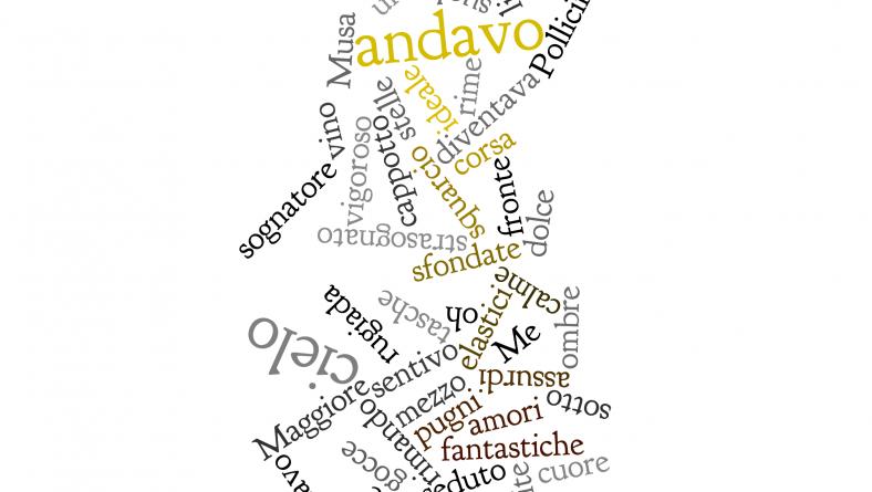 La mia Bohéme di Arthur Rimbaud