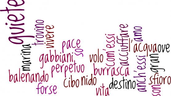 Gabbiani di Vincenzo Cardarelli