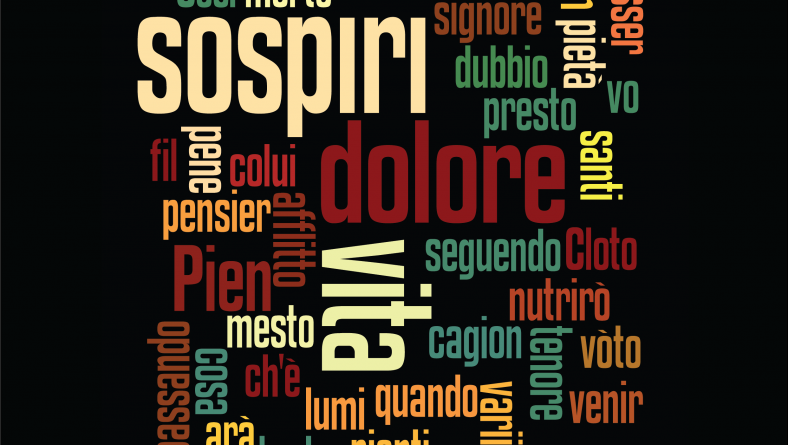 Pien d'amari sospiri e di dolore di Lorenzo Dei Medici