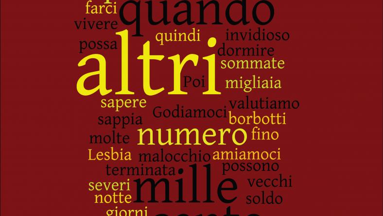 Canto V di Gaio Valerio Catullo
