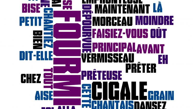 La Cigale et la Fourmi di Jean De la Fontaine