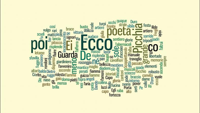 il poeta di Giosuè Carducci