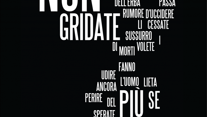Non gridate più  di Giuseppe Ungaretti